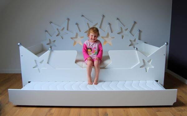 bedlade voor kinderbed 90x200 cm