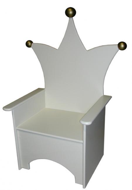 Kinderstoeltje kroonstoel