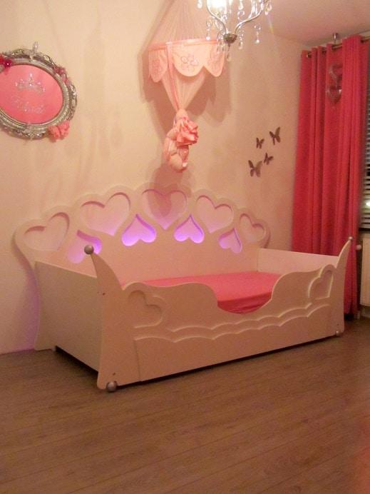 Kinderkamer inrichten met wildkidzz, een kinderbed 90x200 cm