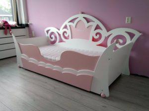 Prinsessenbed AMALIA 90x200 cm